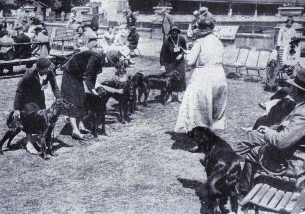 Crystal Palace 1934